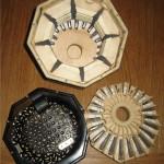 Endplate, Reed Pan & Bellows